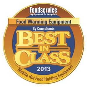 "Food Warming Equipment Co. voted ""Best in Class"" by Consultants"