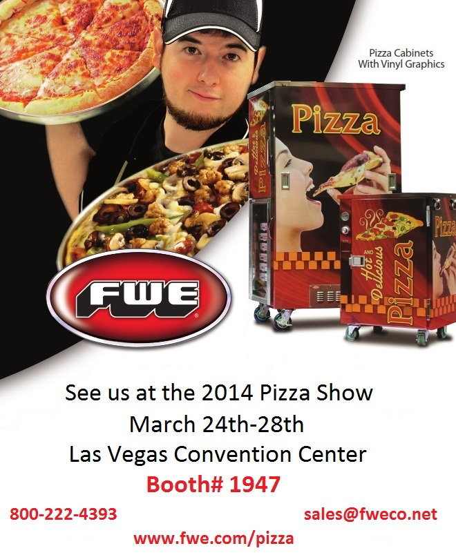 FWE at Pizza Expo 2014