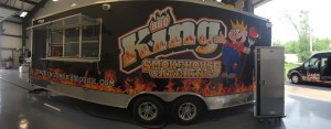 7 BBQ King Panoramic  with MTU-12