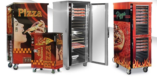 You are invited to come see the latest and best assortment of Pizza Holding Solutions in the industry.