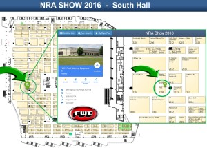 Booth 2209 Map