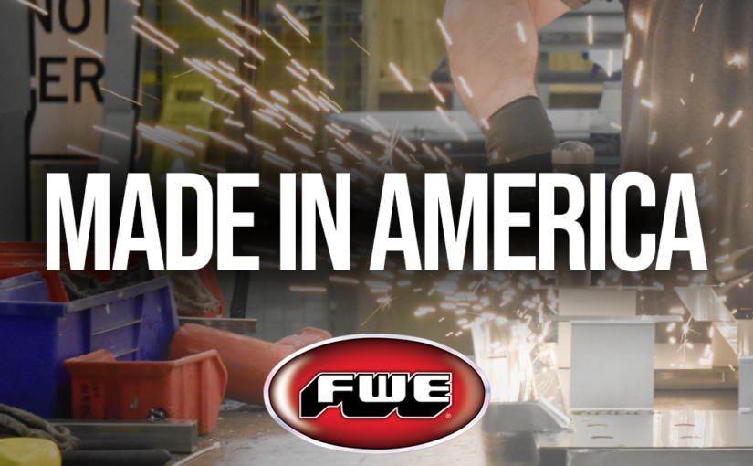 FWE's Made In USA for FSCI's Magazine