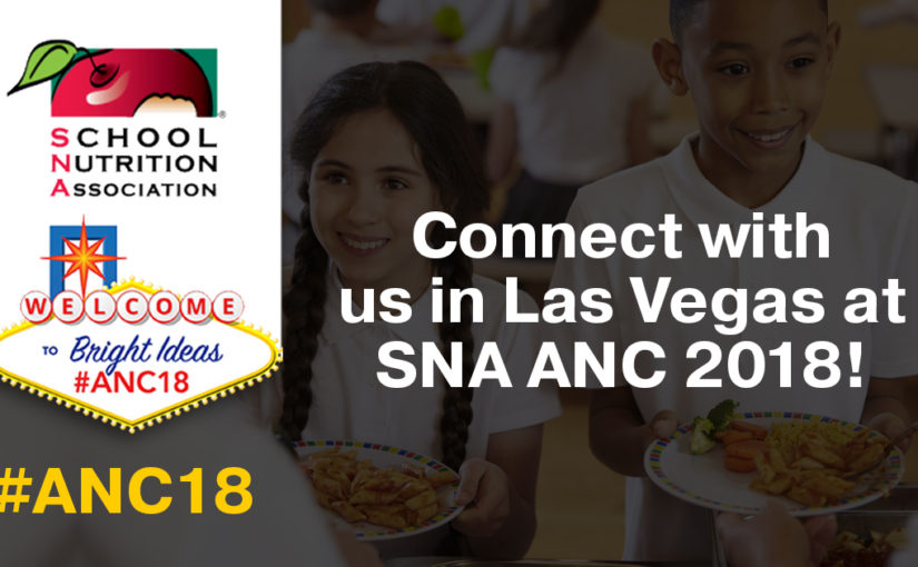 Come See Us at SNA's #ANC18
